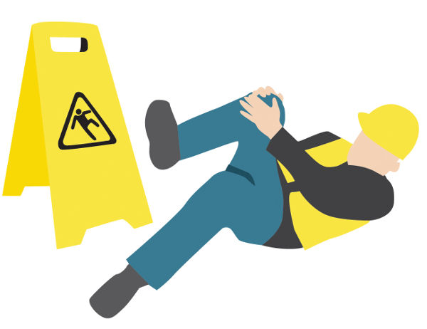 Workplace Safety Slips, Trips, and Falls